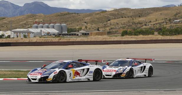 GT1 World – Navarra : Loeb et Parente enfin récompensés