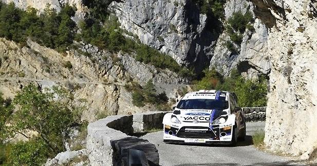 Championnat de France des Rallyes – Antibes Côte d'Azur