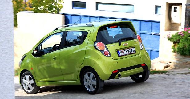 Chevrolet : les ventes européennes bondissent de 10 % sur les 9 derniers mois