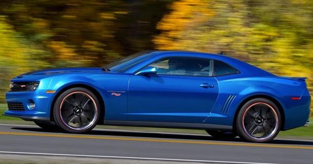 Chevrolet Camaro Hot Wheels : le jouet devenu réalité