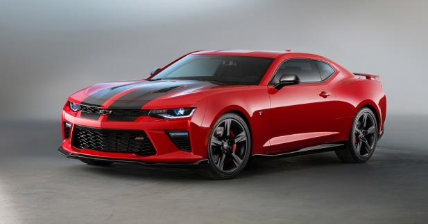 la chevrolet camaro ss s 39 encanaille au sema show. Black Bedroom Furniture Sets. Home Design Ideas
