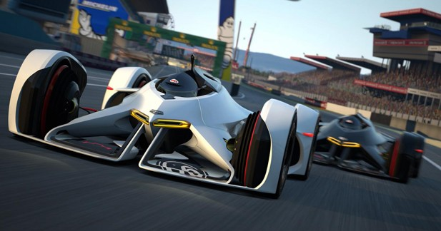 Chevrolet très inspiré pour son concept dedié à Gran Turismo