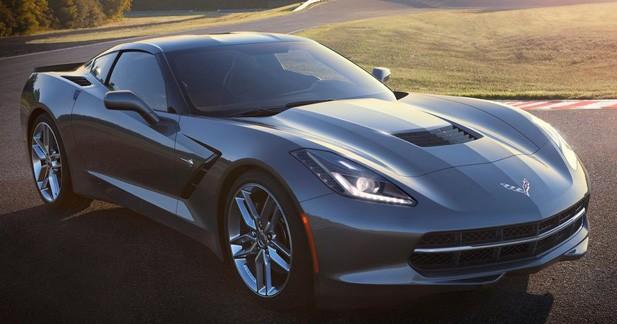 Chevrolet Corvette : la puissance officiellement révélée