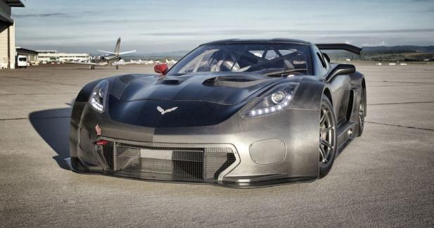 La Chevrolet Corvette C7 reçoit une version GT3-R