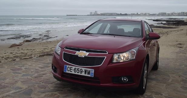 Un nouveau 1.7 diesel 131 ch pour la Chevrolet Cruze