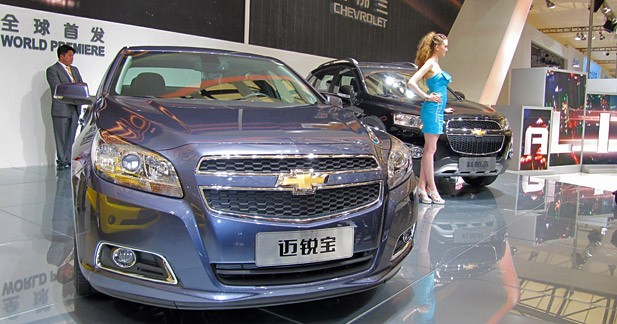 Chevrolet Malibu : une Malibu au goût européen