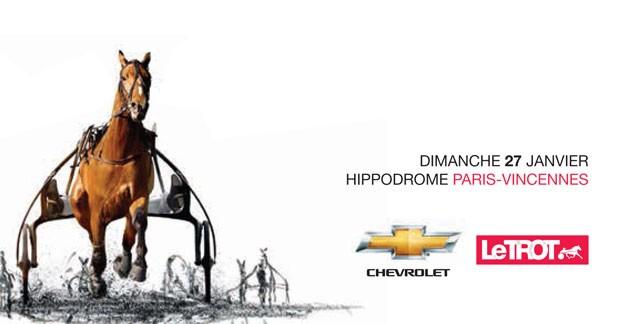 Chevrolet partenaire du Grand Prix d'Amérique