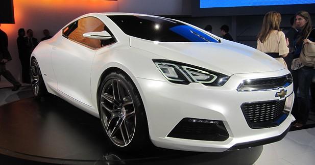 Chevrolet Tru 140S Concept : Déclinaison moderne