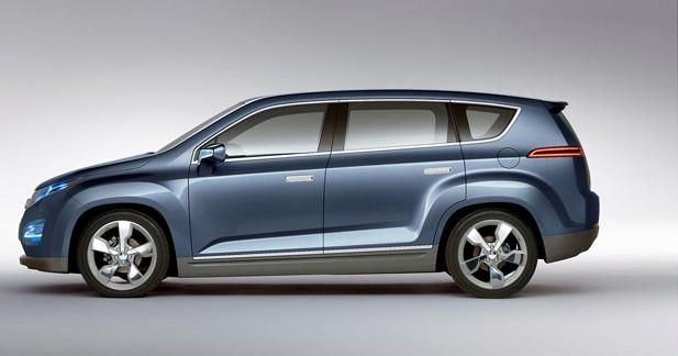 Chevrolet Volt MPV5 : la Volt des familles