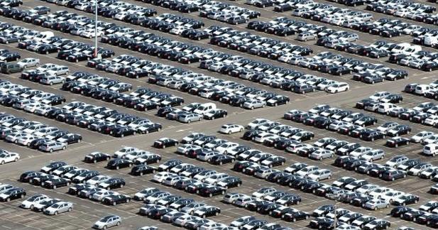 Les chiffres de ventes pourraient être plus bas que prévu pour 2012