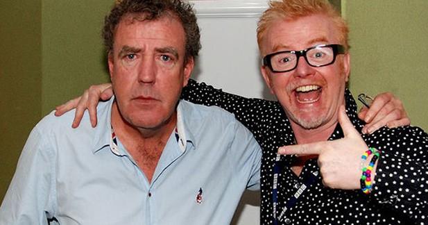 Chris Evans remplacera Jeremy Clarkson aux commandes de Top Gear