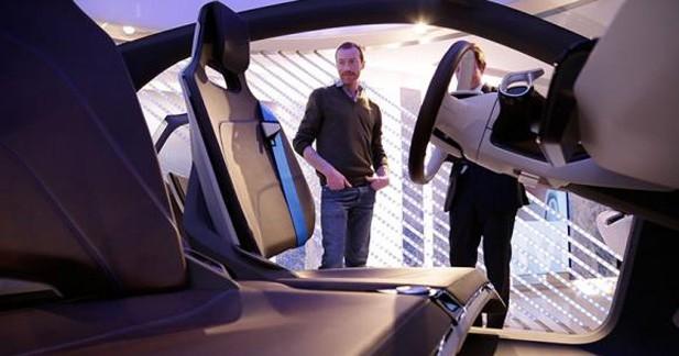 Christophe Delcourt, voiture électrique, design et modernité