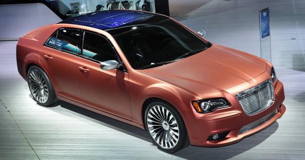 Chrysler 300 Turbine : en hommage à une technologie oubliée