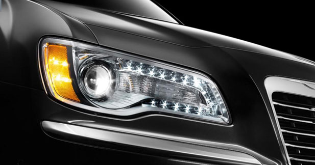 Chrysler 300C 2011 : cure de botox