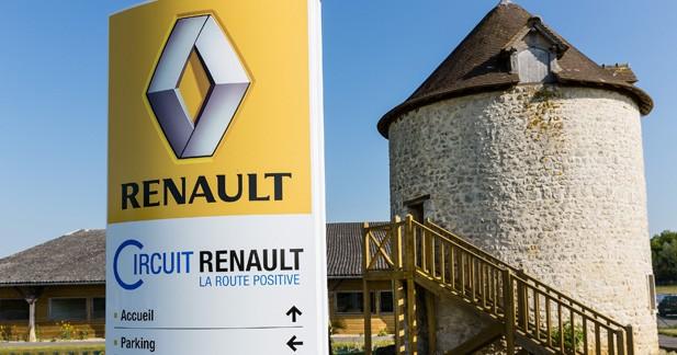 Renault ouvre son centre dédié à la sécurité et l'environnement