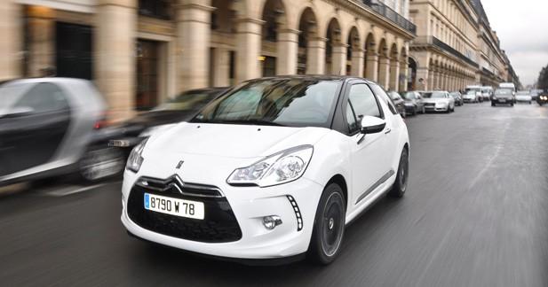 La 200 000e Citroën DS3 est sortie de l'usine de Poissy