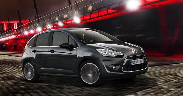 Citroën C3 PS Vita : tenue (et dessous) de sport