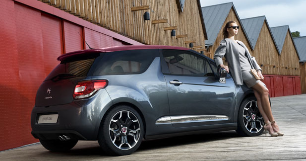 Citroën DS3 : la DéeSse chic et moderne