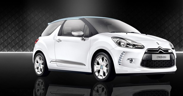 Citroën présentera une DS3 zéro émission au Mondial de Paris
