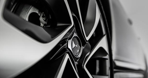 Citroën DS 5LS : premières images d'une berline pour la Chine