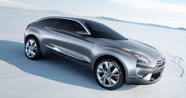 Hypnos : le crossover surprise de Citroën