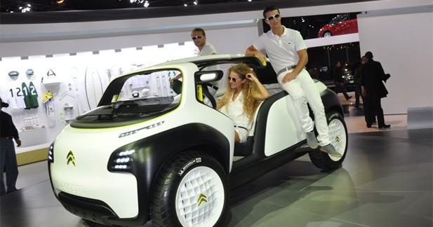 Citroën Lacoste Concept : Revival !