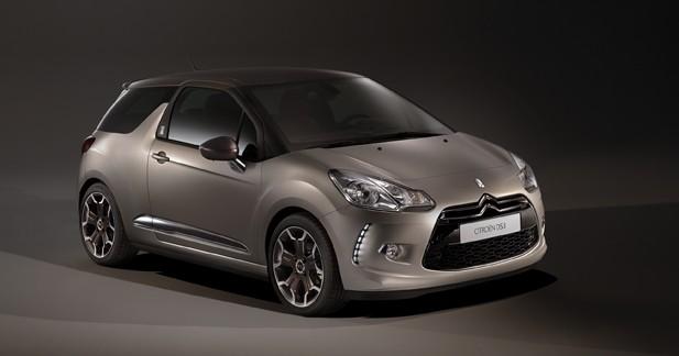 Citroën DS3 : une série DS WORLD PARIS limitée à 15 exemplaires