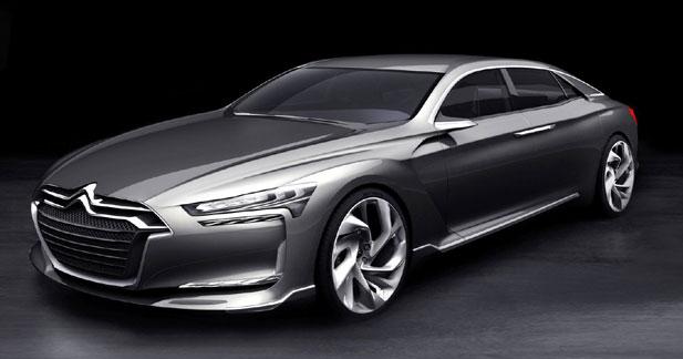 Citroën Metropolis Concept : l'improbable limousine