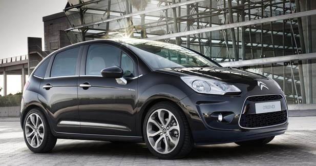 Des séries limitées Passion Bleus pour célébrer l'Euro 2012 chez Citroën