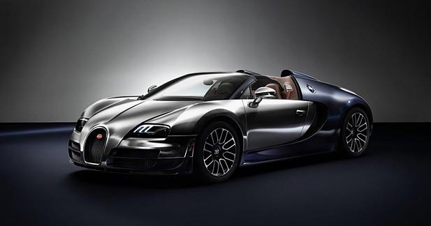 Bugatti Veyron ''Ettore Bugatti'' en hommage à son fondateur
