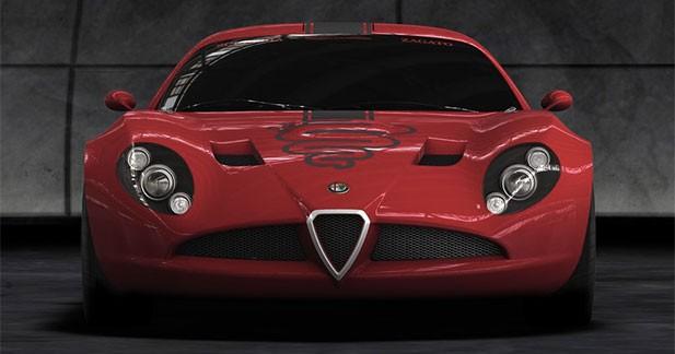 Alfa Romeo aura bientôt un V6 Ferrari