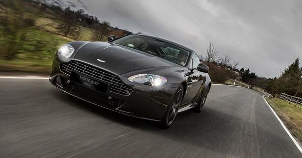 Officiel : des moteurs Mercedes-AMG pour Aston Martin