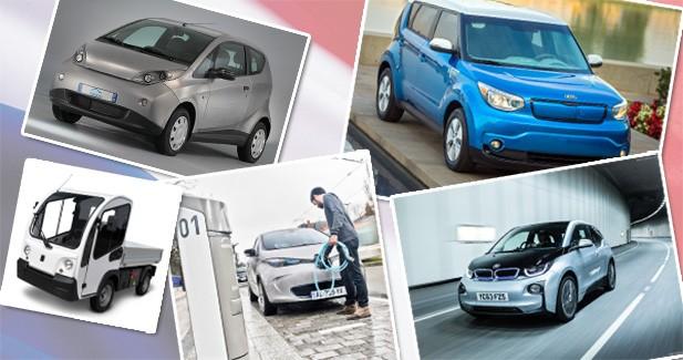 Comment se porte la voiture électrique en France?