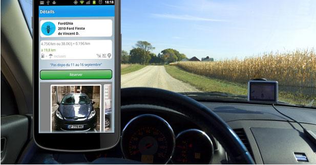 Location entre particuliers : Buzzcar rachète CityZenCar