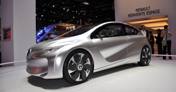 Mondial Auto 2014 : Renault EOLAB, 1l/100 km