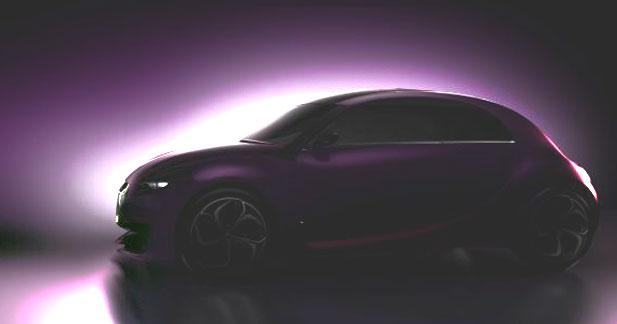 Une nouvelle 2CV dans les cartons chez Citroën ?