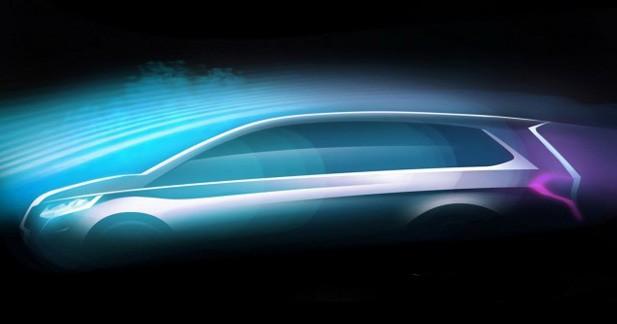 Concept Honda : un monospace sauce SUV pour Shanghai