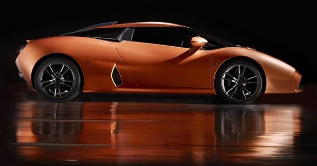 Lamborghini 5-95 : Zagato fête ses 95 ans à Villa d'Este