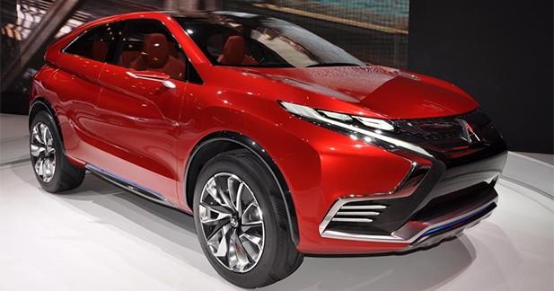 Mitsubishi XR Plug-in Hybrid : en attendant le nouvel ASX
