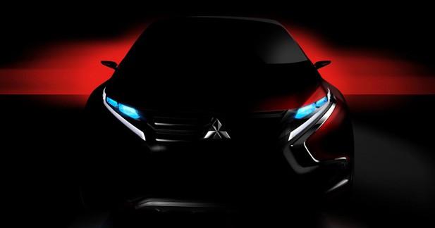 Mitsubishi nous prépare une surprise pour Genève