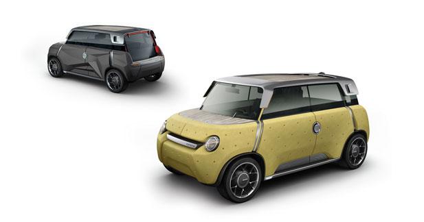 Concept ME.WE : la Méhari électrique de Toyota