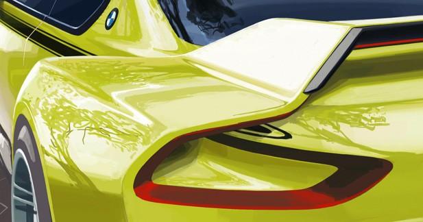 Concours d'Elégance de Villa d'Este: BMW rendra hommage à la 3.0 CSL
