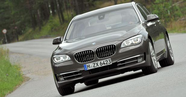 La direction active intégrale : un must chez BMW