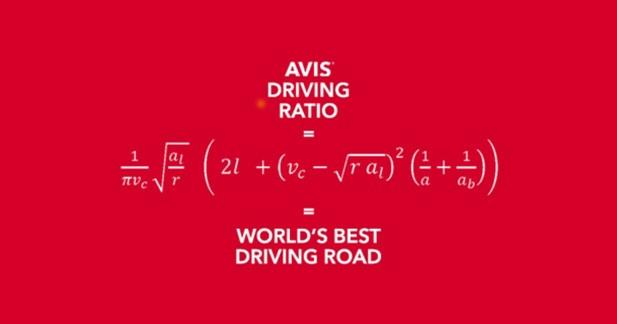 Une équation pour déterminer les meilleures routes du monde