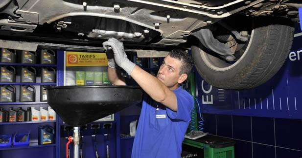 Euromaster propose un contrôle gratuit de votre voiture