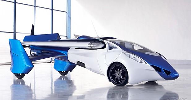 La voiture volante, ce n'est pas encore pour demain