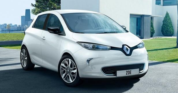 Crash-test Renault Zoé : La Zoé électrise l'EuroNCAP