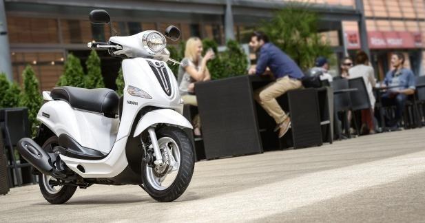 D'elight, le nouveau scooter urbain low cost de Yamaha