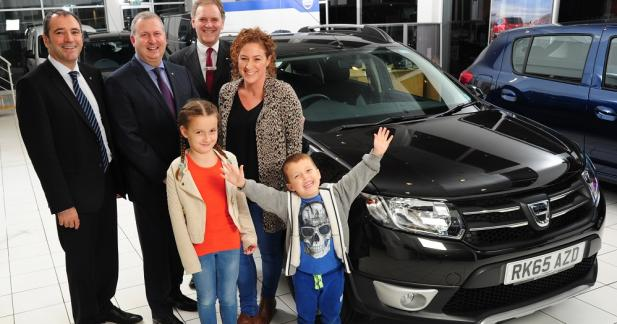 Dacia atteint le cap des 3 500 000 ventes