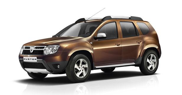Une version GPL pour le Dacia Duster